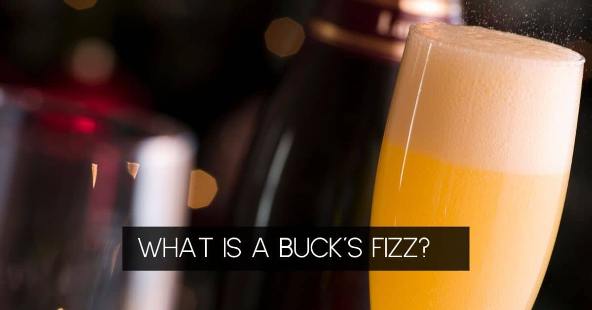 Image of a Buck's Fizz cocktail