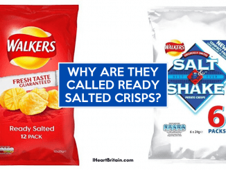 ready salted vs salt and shake crisps