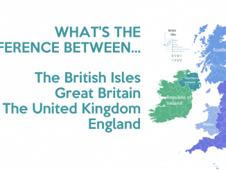 what's the difference between united kingdom and great britain